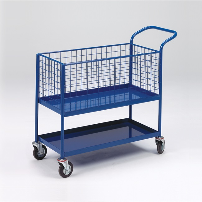 OPB102 - Order Picker With Basket