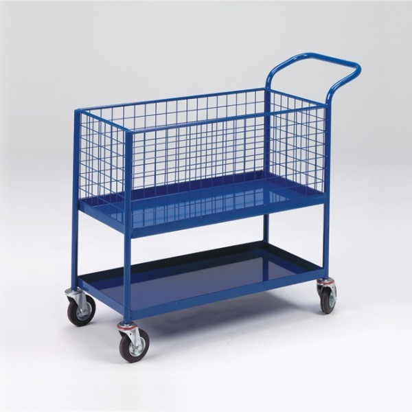 Order Picker With Basket