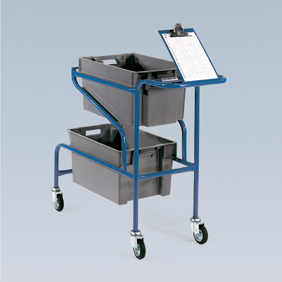 OPC103 - Order Picker With Containers