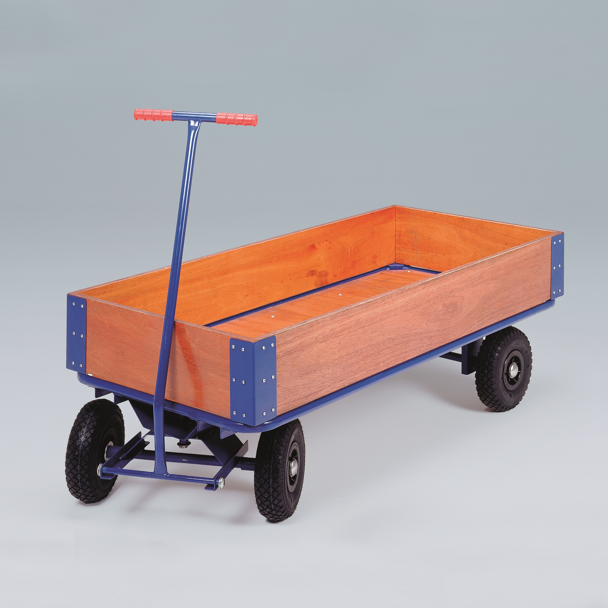 TSL205NP - Turntable-Flatbed-Light-Wood sides