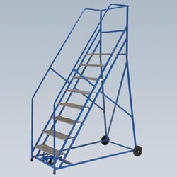 Heavy Duty 7 - 15 Safety Steps