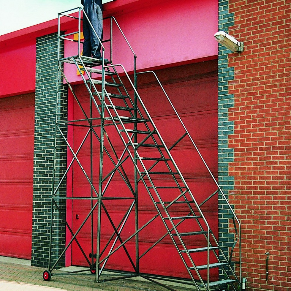 Heavy Duty 16 - 21 Safety Steps