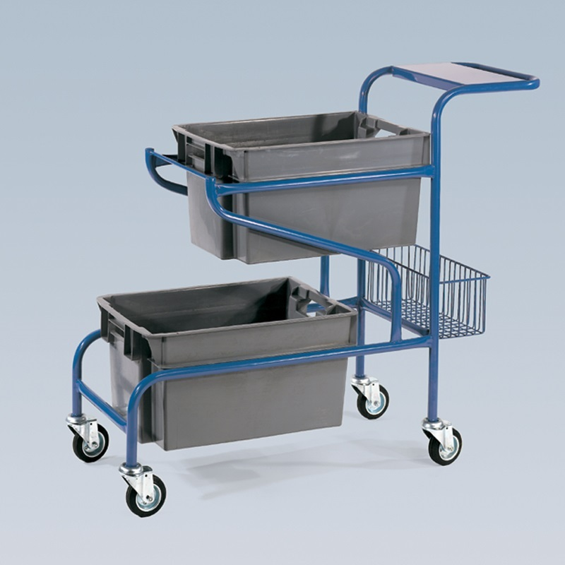 Container Trolley, Order Picking Trolley
